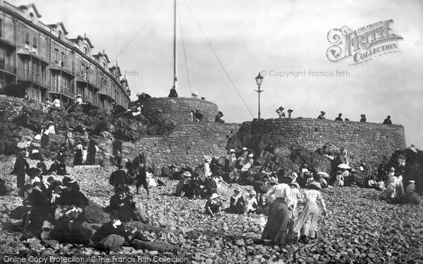 Photo of Weston Super Mare, 1902