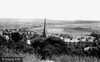 Weston-super-Mare, 1923