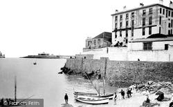 Weston-Super-Mare, Anchor Head 1887