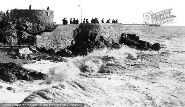 Photo of Weston Super Mare, Anchor Head 1913