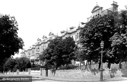Weston-Super-Mare, Atlantic Terrace East 1887