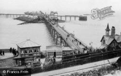 Birnbeck Pier 1913, Weston-Super-Mare