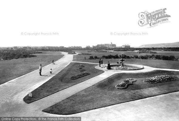 Photo of Weston Super Mare, Clarence Park 1892