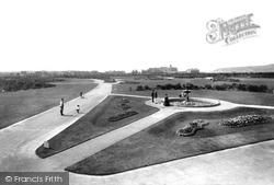 Weston-Super-Mare, Clarence Park 1892