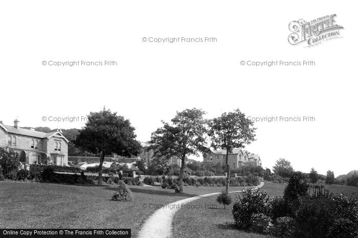 Photo of Weston Super Mare, Eastville Park 1887