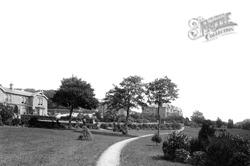 Weston-Super-Mare, Eastville Park 1887