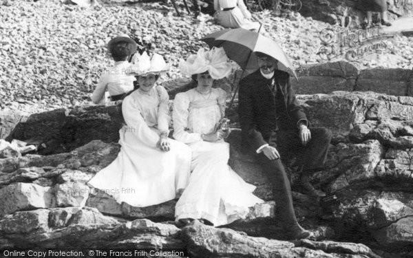 Photo of Weston Super Mare, Fashion 1902