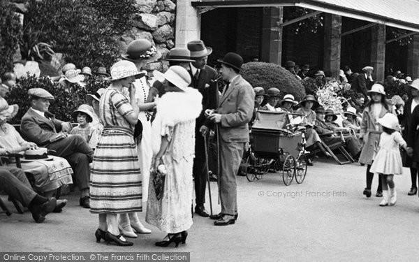 Photo of Weston Super Mare, Fashion 1923