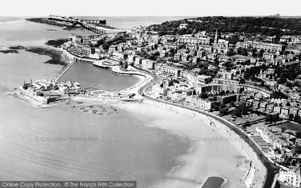 Photo of Weston Super Mare, From The Air c.1959