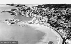 From The Air c.1959, Weston-Super-Mare