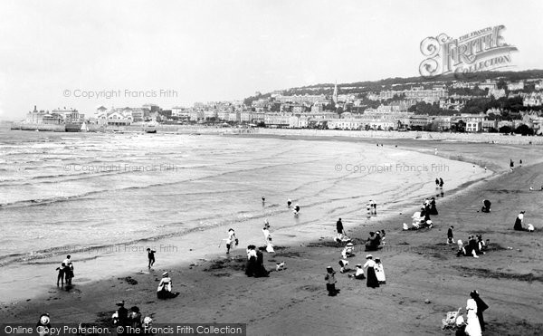 Photo of Weston Super Mare, From The Pier 1904