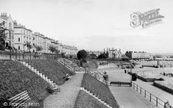 Weston-Super-Mare, Grand Parade 1887