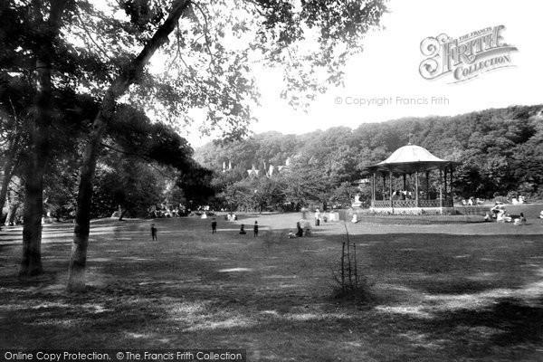 Photo of Weston Super Mare, Grove Park 1892