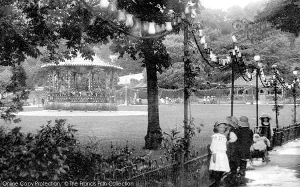 Photo of Weston Super Mare, Grove Park 1913