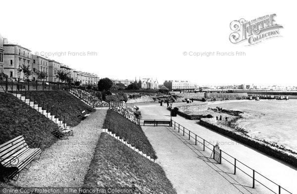 Photo of Weston Super Mare, Madeira Cove 1887