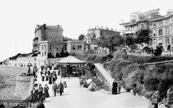 Madeira Cove 1902, Weston-Super-Mare