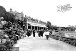 Madeira Cove 1913, Weston-Super-Mare