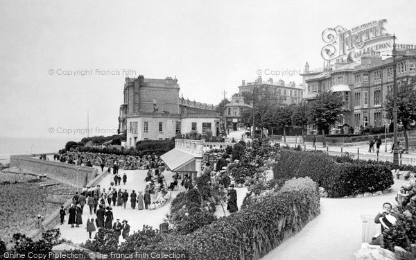 Photo of Weston Super Mare, Madeira Cove 1913
