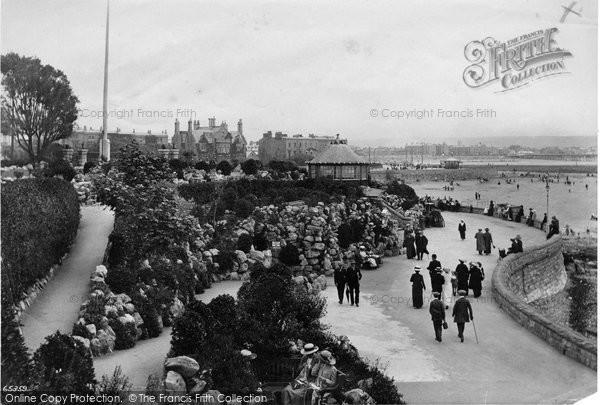 Photo of Weston Super Mare, Madeira Cove 1913
