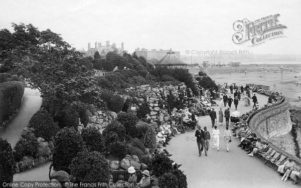 Photo of Weston Super Mare, Madeira Cove 1923