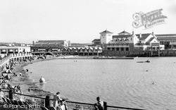 Marine Lake 1939, Weston-Super-Mare