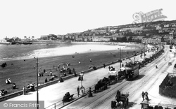 Marine Parade 1902, Weston-Super-Mare