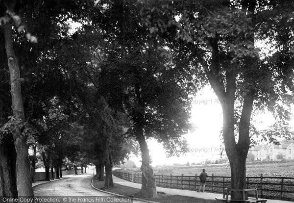 Photo of Weston Super Mare, On Bristol Road 1887