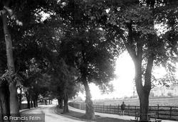 Weston-Super-Mare, On Bristol Road 1887