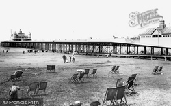 Pier 1904, Weston-Super-Mare