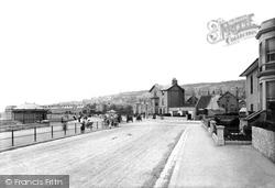 Weston-Super-Mare, Royal Parade 1887