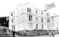 Stanley House, Bristol Aeroplane Co Welfare Dept c.1950, Weston-Super-Mare