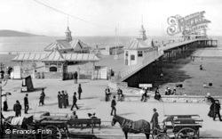 The Grand Pier 1904, Weston-Super-Mare