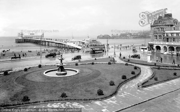 Photo of Weston Super Mare, The Grand Pier 1935