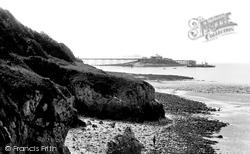 Weston-Super-Mare, The Pier 1887