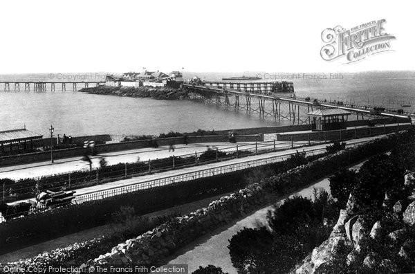 Photo of Weston Super Mare, The Pier 1901