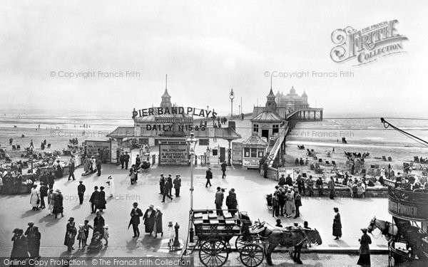 Photo of Weston Super Mare, The Pier 1923
