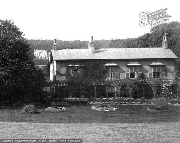 Photo of Weston Super Mare, The Rectory 1887