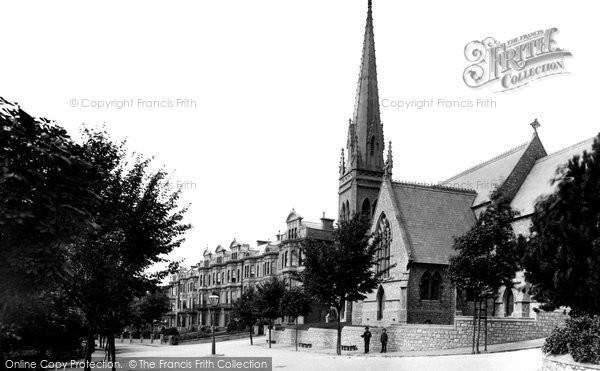 Photo of Weston Super Mare, Trinity Church 1887
