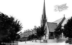 Weston-Super-Mare, Trinity Church 1887