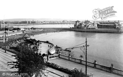 Two Bays And Pavilion 1913, Weston-Super-Mare