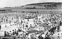 View From Swimming Pool c.1960, Weston-Super-Mare