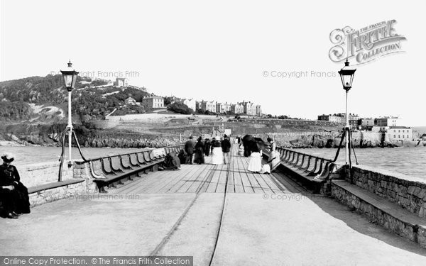 Photo of Weston Super Mare, View From The Pier 1887
