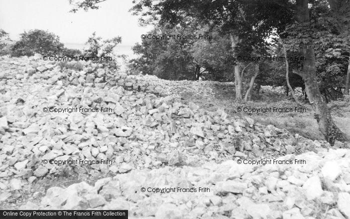 Photo of Weston Super Mare, Worlebury Camp 1958