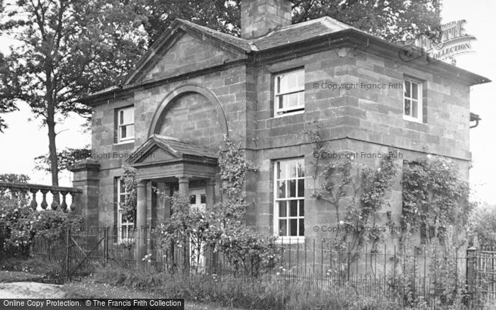 Photo of Weston Under Lizard, Lichfield Lodge c.1955