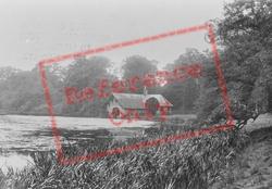 Park Pool Boathouse 1900, Weston Under Lizard
