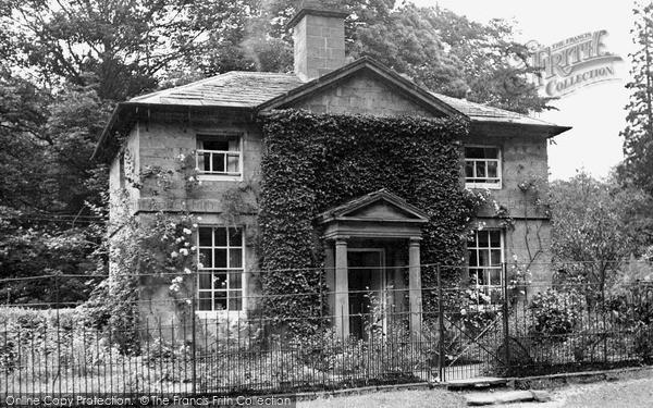Photo of Weston Under Lizard, Shrewsbury Lodge c.1955