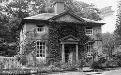 Weston Under Lizard, Shrewsbury Lodge c.1955