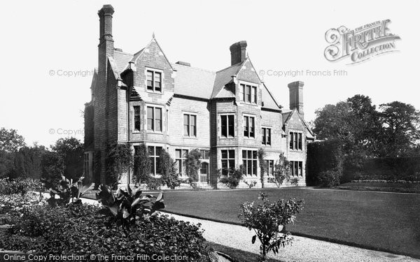 Photo of Weston Under Lizard, The Rectory 1900