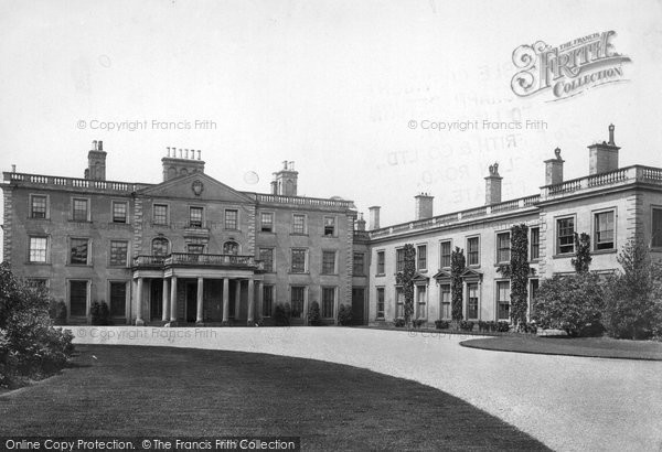Photo of Weston Under Lizard, Weston Hall 1898