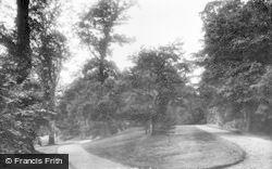 Weston Under Lizard, Weston Park 1900